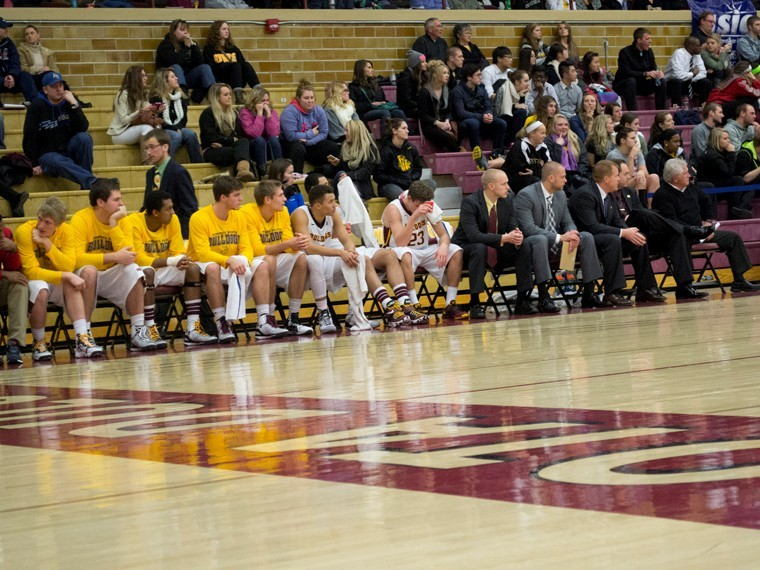 Bulldogs Look For Rebound Win On The Road At Northern Michigan Tuesday Umd Athletics