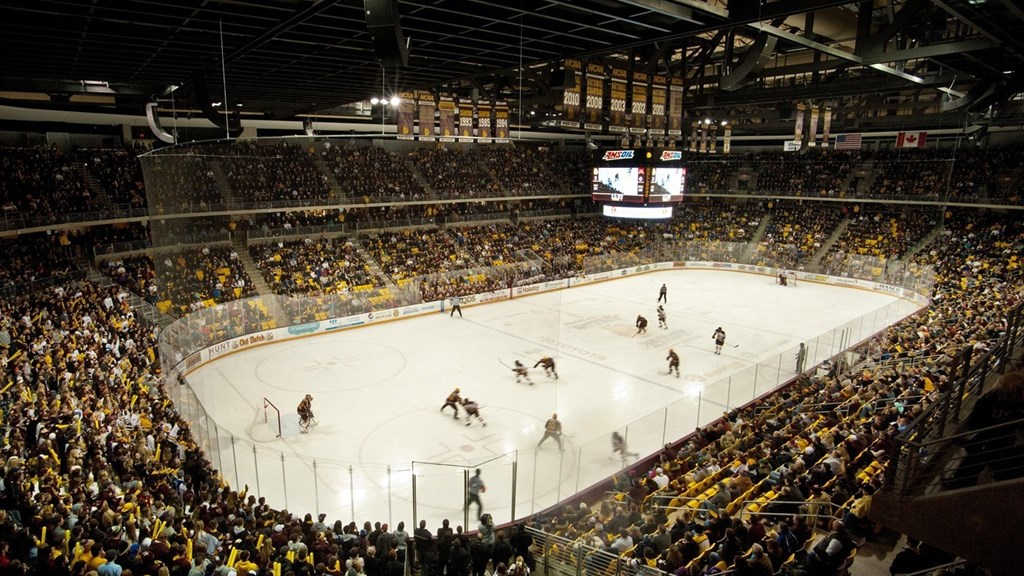 AMSOIL ARENA GETS TOP RANKING AGAIN FOR STADIUM EXPERIENCE FROM STADIUM  JOURNEY 9a4bc5d67