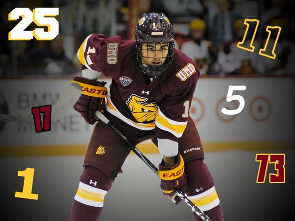 official photos 9d265 a02cd 2016-17 UMD BULLDOG HOCKEY ... BY THE NUMBERS - UMD Athletics