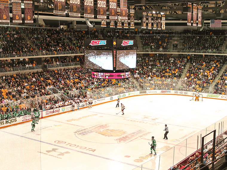 Amsoil Arena Receives High Ranking From Stadium Journey Umd